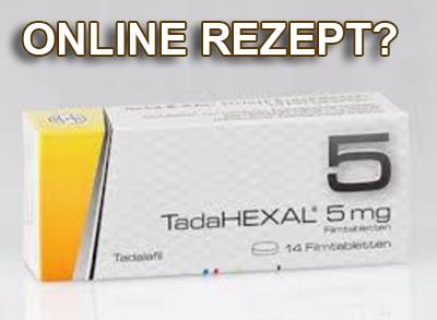 online rezept tadahexal
