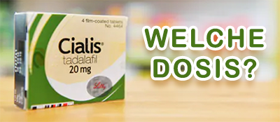 welche cialis dosis